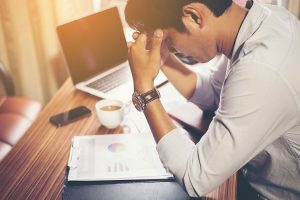 Health Issues and Stress Faced by Employees in IT industry