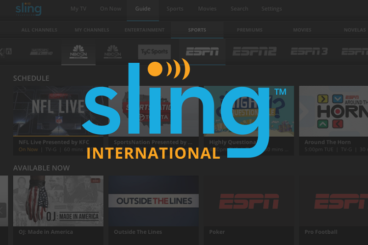 Sling TV Channels List 2020 – Sling TV Packages and Add-ons