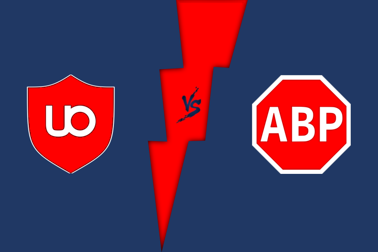 uBlock Origin and Adblock Plus