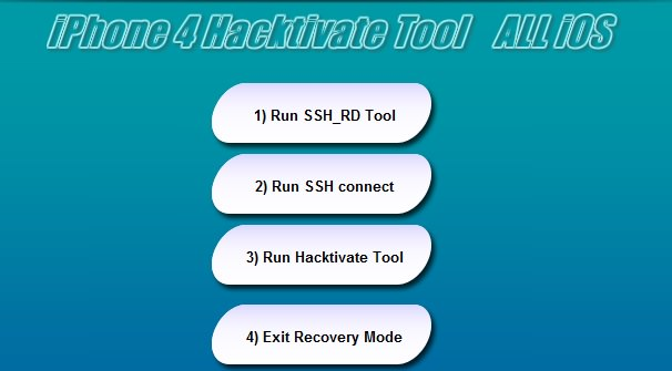 iphone4hacktivate tool