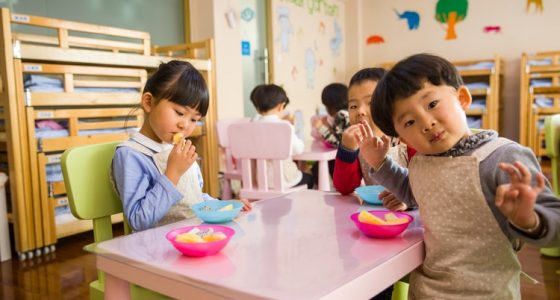 The Role of Preschool in the Process of Child Development