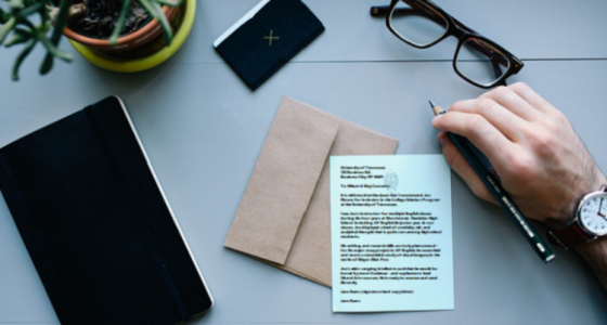 Here's How and Why You Should Write a Letter of Recommendation