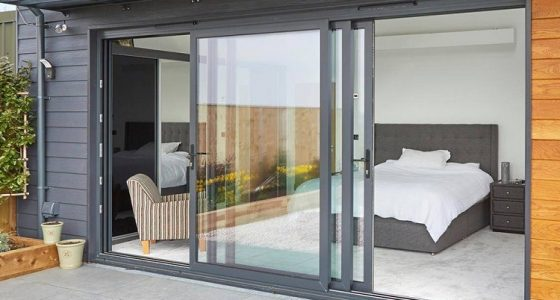 5 Advantages of Using Aluminum Sliding Doors