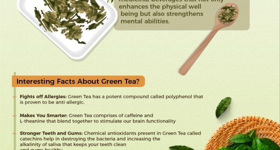 All About the Green Tea – Facts and Benefits of Green Tea
