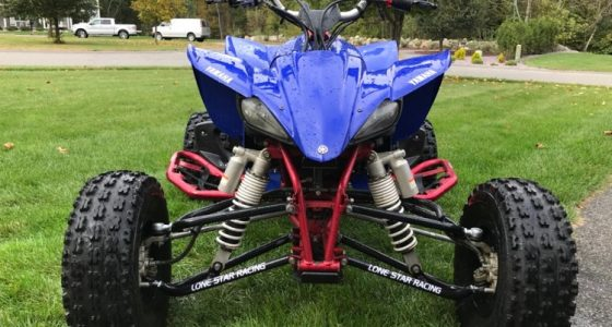 Yamaha YFZ450 Aftermarket Parts and Accessories Buying Guide