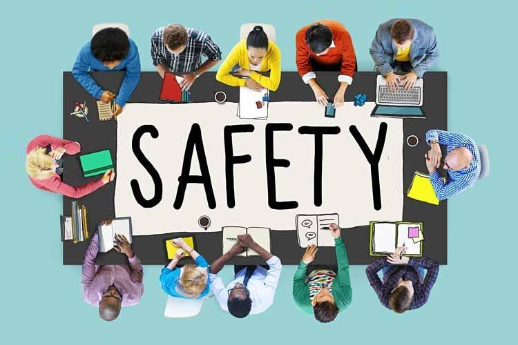 Safety Works: How to Avoid Workplace Accidents & Injuries