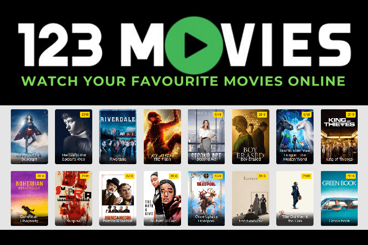 Top 10+ 123Movies Alternatives – Sites Like 123Movies 2020
