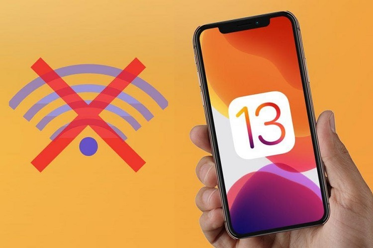 How to Fix WiFi Issues in iOS 13 [iPhone Quick Guide]