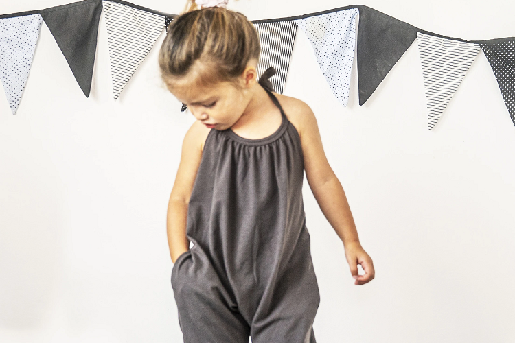 All About Jumpsuit for Baby Girls