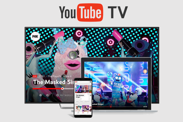 YouTube Live TV