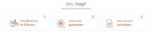 Why 10digi