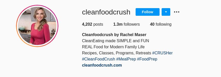 cleanfoodcrush