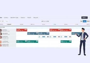 employee time clock software