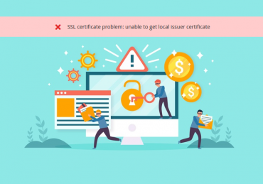 SSL certificate problem: unable to get local issuer certificate