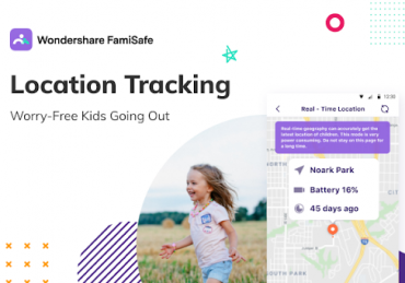 famisafe location tracking