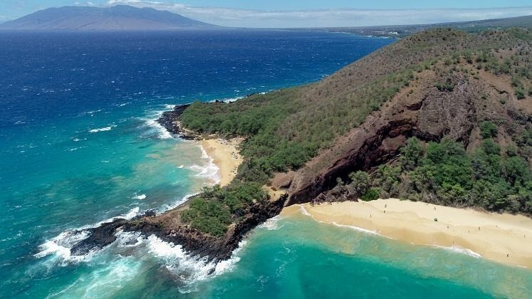 Makena Beach, Hawaii