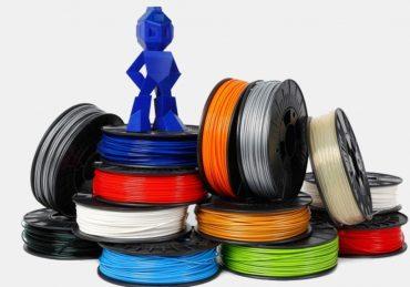 materials 3D printing