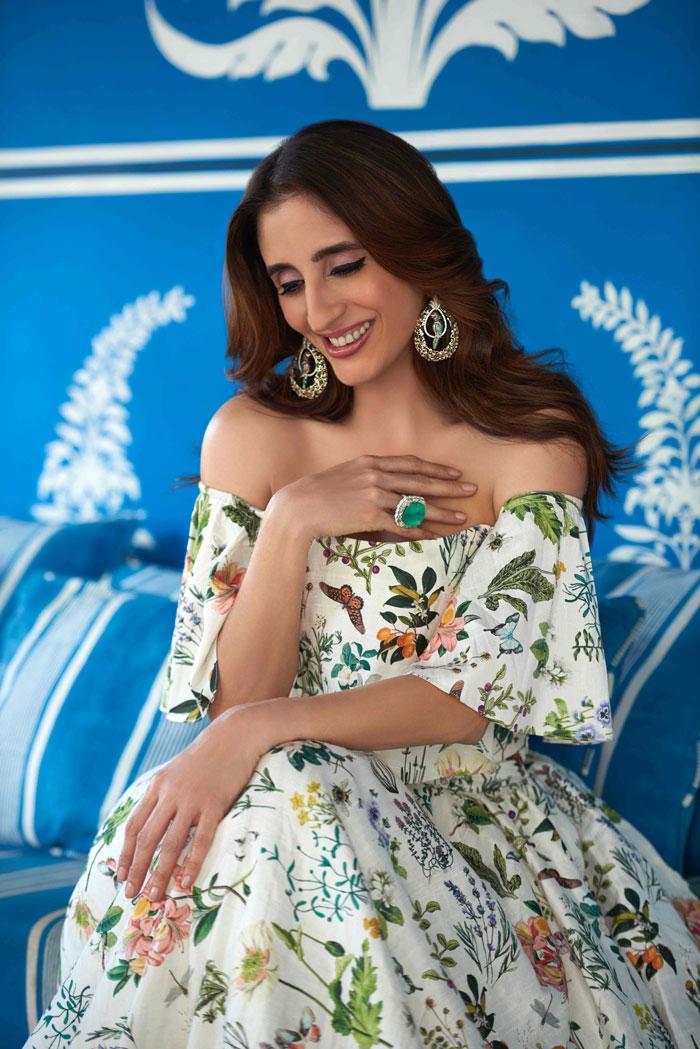Farah Khan Ali - Famous Jewellery Designers